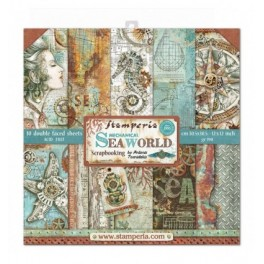 Sea World 12x12 - Stamperia