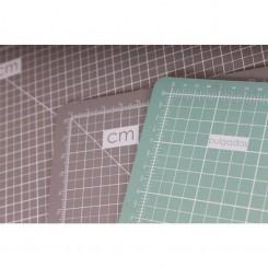 Plancha de corte A3 en cm y pulgadas