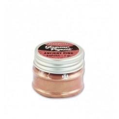 Glamour Pigment Powder Rosa antiguo - Stamperia