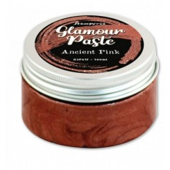 Glamour Paste Ancient Pink - Stamperia