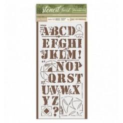 Alfabet - Stamperia