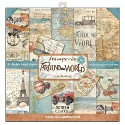 Around the World - Stamperia