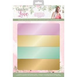 Luxury Mirror A4  Garden of Love
