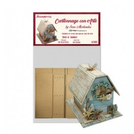Kit House of Journals - Stamperia