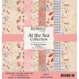 At the Sea -Reprint