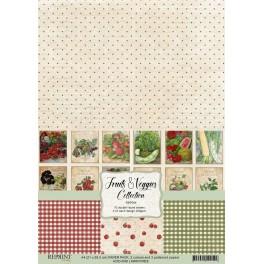 Fruits & Veggies - Reprint