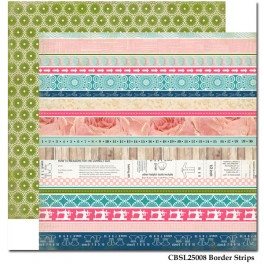 "Border Strips ""Sew Lovely"""
