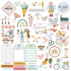 Die Cuts ABRIL - Lora Bailora