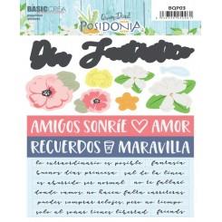 Stickers Opacos Posidonia