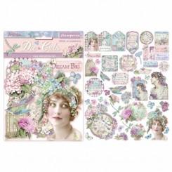 Die Cuts Hortensia - Stamperia