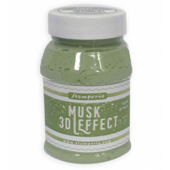 3D Musk Effect Verde Claro - Stamperia