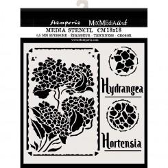 Hortensia Frames - Stamperia