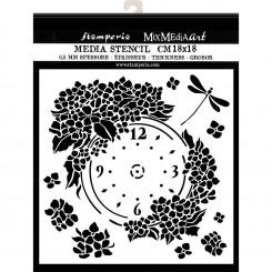 Clock - Stamperia