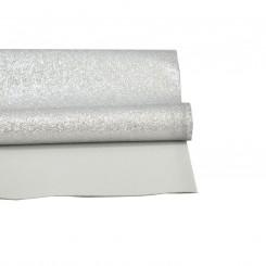 Ecopiel Silver Metal