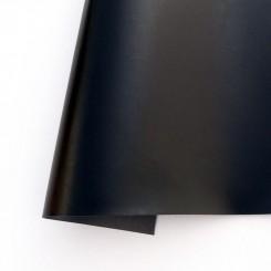 Ecopiel satinada Negro - Kora