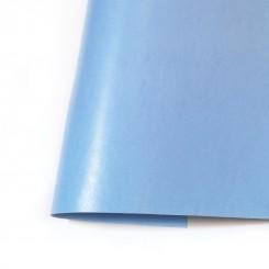 Ecopiel satinada Azul Cielo - Kora