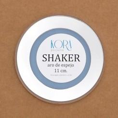 Shaker Aro de espejo 11 cm - Kora