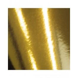 Cartulina Metalizada Espejo Oro A4