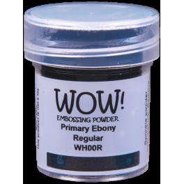 Primary Ebony Regular - Wow