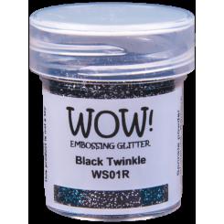Black Twinkle Regular - Wow
