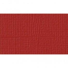 Cartulina textura lienzo Rojo Navidad