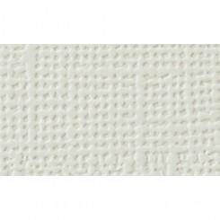 Cartulina textura lienzo Blanco Roto