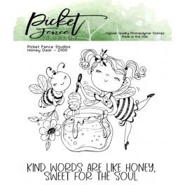 Sello Honey Dear - Picket Fence