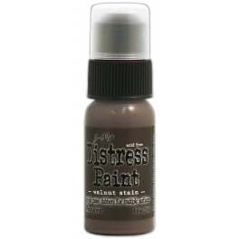 DISTRESS  PAINT WALNUT STAIN