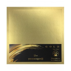 Papel Gold
