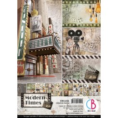 Creative Pad Modern Times A4-Ciao Bella