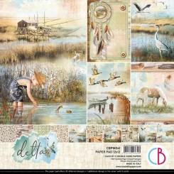 Colección Delta 12x12-Ciao Bella