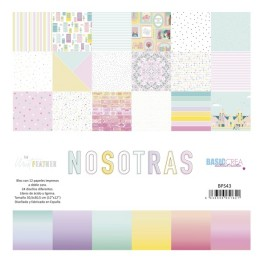 Reserva Colección NOSOTRAS - Basic Crea