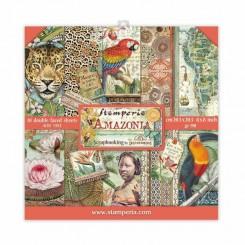Colección 8x8 Amazonia de Cristina Radovan-Stamperia