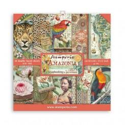 Colección 30x30 Amazonia de Cristina Radovan-Stamperia