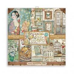Colección 30x30 Atelier des Arts de Sara Alcobendas-Stamperia