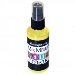Aquacolor Yellow  Stamperia