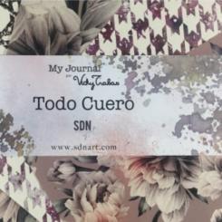 Todo Cuero MyJournal de Vicky Trabas - SDNArt