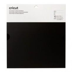 Cartulina Adhesiva Negra Smart Cricut