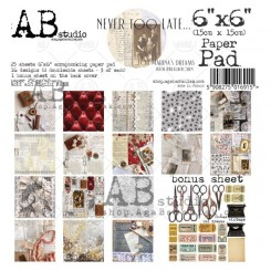 Colección Never too late 6x6-AB Studio