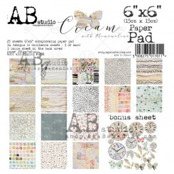 Colección Cream 6x6-AB Studio