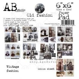 Colección Old fashion-AB Studio