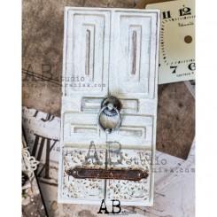 Thick cardboard ID-197 AB Studio