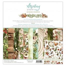 Colección Woodland-Mintay