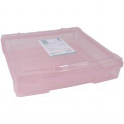 Caja de almacenaje Rosa-Artis Decor