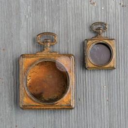 Relojes de bolsillo metálicos Finnabair
