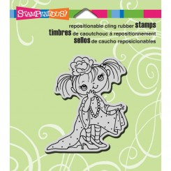 Dress Up Kiddo - Stampendous