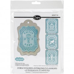 Thinlits Gift Tags - Sizzix