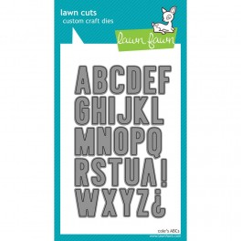 Cole's ABCS - Lawn Fawn