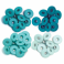 Eyelets Standard Aqua Grandes - We R Memory Keepers
