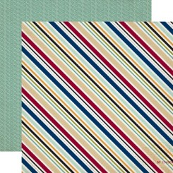 "Travel Stripe ""Getaway"""